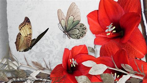 wallpaper flower vintage free vintage flower wallpaper beautiful desktop wallpapers 2014