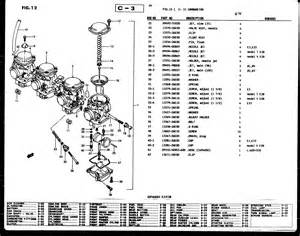 Suzuki Bandit 1200 Parts List I Cleaned My Bandit 1200s Carbs Motorcycle News Forum Mcn