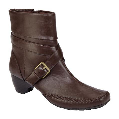womens comfortable brown boot laina find comfortable