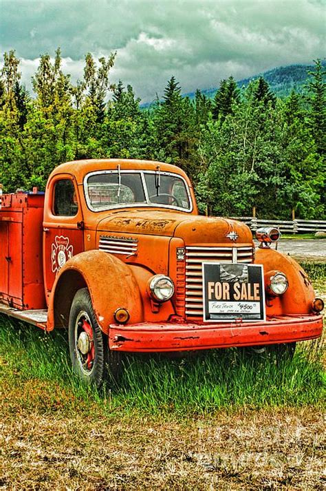 old vehicle for sale old fire truck for sale hdr trucks for sale and love this