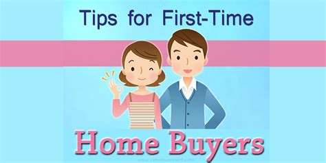 tips for time home buyers deb