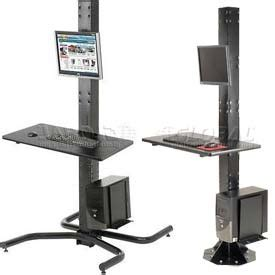 Stand Hp Holder Phone Holder Bracket Rack Shp015 orbit computer workstations at globalindustrial