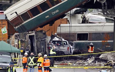 crash boat cafe amtrak derailment victim identified train was speeding 50