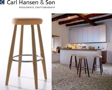 Bp Industries Bar Stools by The Furniture Industry Hans J Wegner Stool