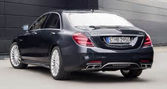 2018 mercedes s class amg maybach models revealed