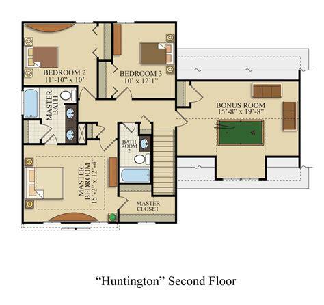 huntington floor plan huntington custom homes floor plans house style ideas