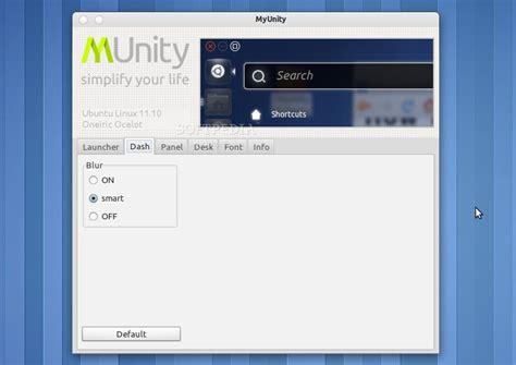 ubuntu reset unity introducing myunity ubuntu s unity configurator