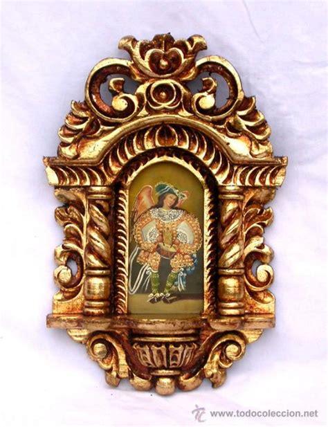 imagenes catolicas ventas altar de madera con pintura central al 243 leo rep comprar