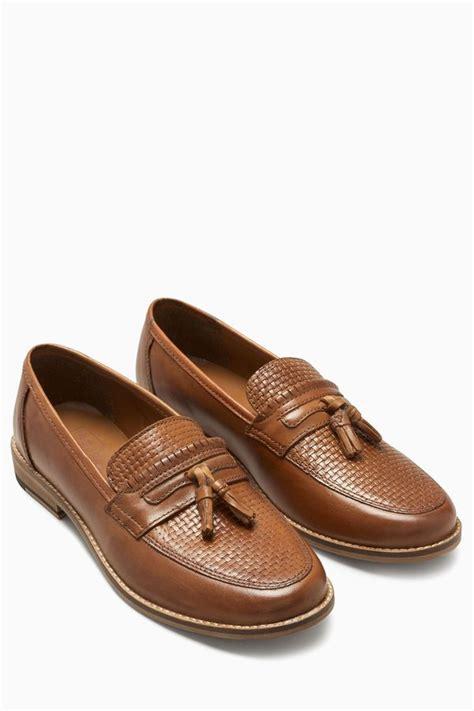 next tassel loafers next weave tassel loafer shopstyle co uk