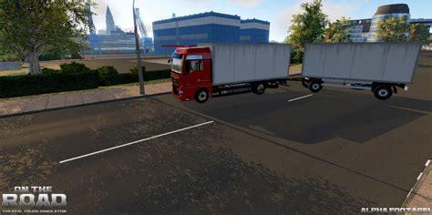 truck road on the road kamyon sim 252 lasyonu bilgileri 199 ıkış tarihi ve