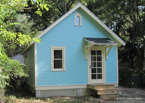 small house gainesville 16x20 cottage in gainesville built by historic shed