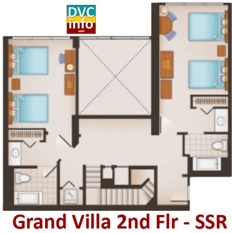 key west grand villa floor plan 28 images dvc key west