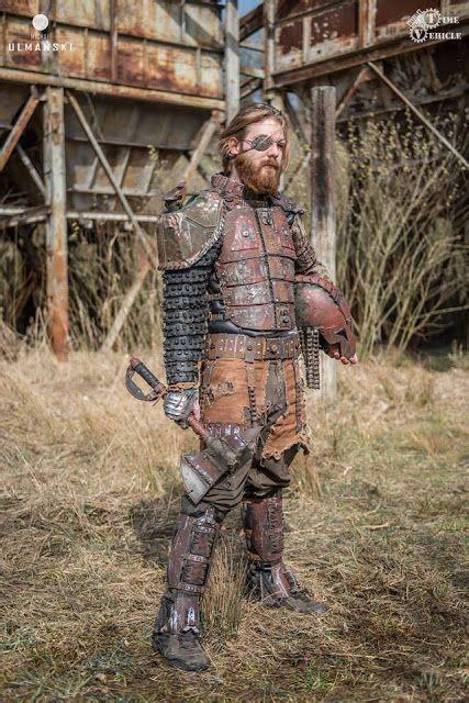propnomicon  gladiator post apocalyptic costume post apocalyptic clothing apocalyptic