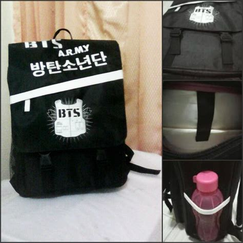 Tas Suga Bts Backpack Bts 17 best images about backpack on yoona suho