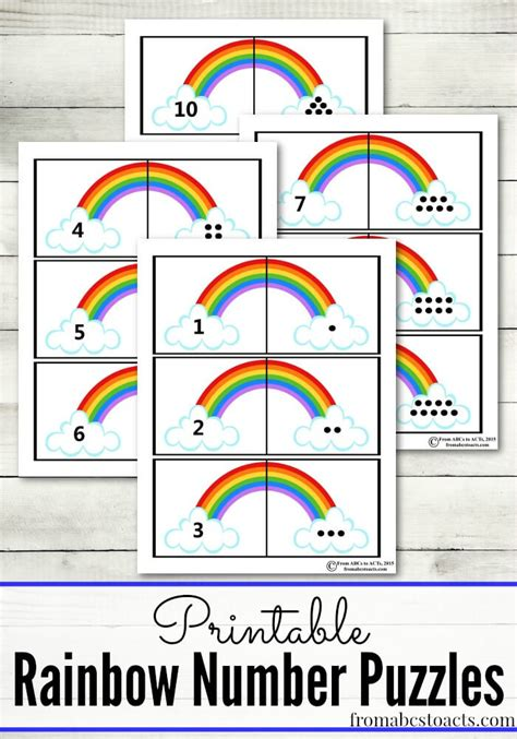 printable rainbow numbers 8 best images of printable rainbow number 1 rainbow