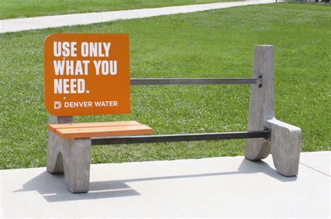 bench ads creativecriminals creative bench advertisements