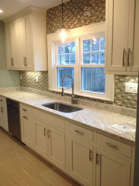 Just Countertops - siberian white quartz countertops by just for granite