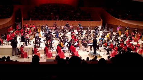 new year song orchestra 龙腾虎跃 national orchestra new year concert