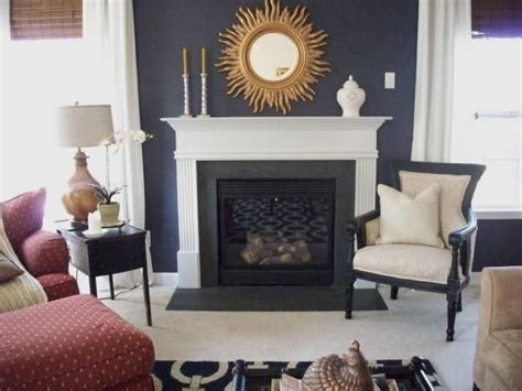blue wall living room navy blue and tan living room navy blue paint navy blue paint color navy blue living