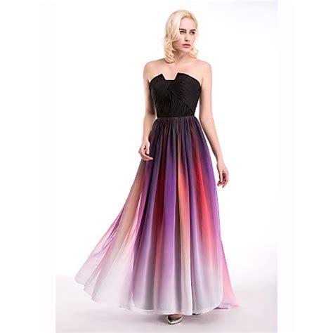 Floor Length Dresses Uk by Cocktail Formal Evening Dress Multi Color