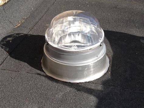 Puit De Lumiere Pas Cher 2103 by Kit Solarspot Pour Toitures Plates Ou Fa 231 Ades Acheter Au