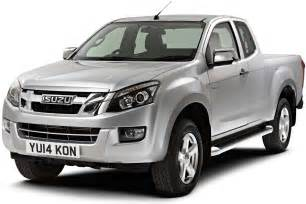 Isuzu Up Isuzu D Max Practicality Boot Space Carbuyer