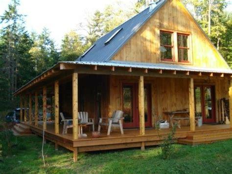 holzhaus mit vorbau veranda bauen holzdielen sch 246 ner - Veranda Vorbau