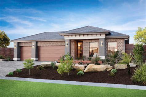 custom house design facades single storey house plans home designs custom