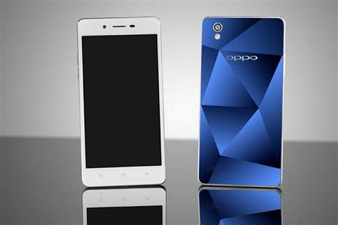 themes oppo mirror 5 oppo s mirror 5 sports a fancy reflective back cover and a
