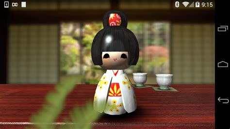 the 3d doll apk japanese geisha doll 3d android apps on play