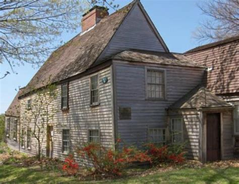 Fairbanks House by Built In 1636 Picture Of The Fairbanks House Dedham