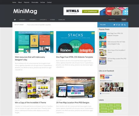 blogger templates for tv channels 55 best free responsive blogger templates 2018