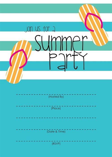Summer Templates