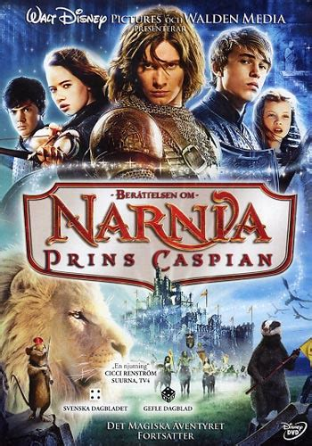 film genre narnia narnia 2 prins caspian dvd film ginza se