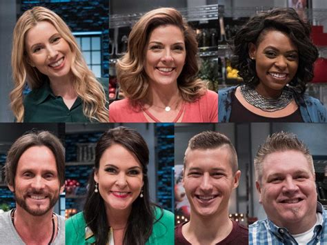 Back For Seconds At Food Network by Meet The Food Network Comeback Kitchen Finalists