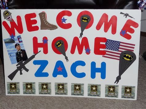 military welcome home decorations 1000 ideas about welcome home posters on pinterest