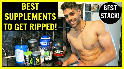 supplement to build best workout supplements to build and lose