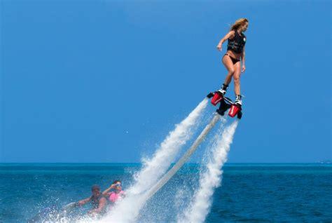Fly Board flyboard cancun cancun water sports cancunrivieramaya