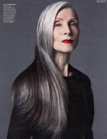 looking with grey hair 1000 images about long hair older women on pinterest