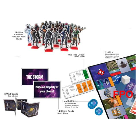 fortnite monopoly fortnite monopoly available for preorder and has its own