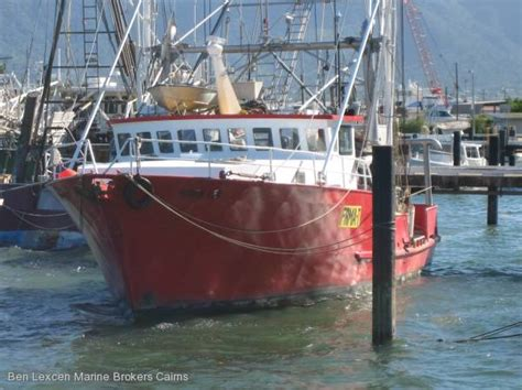 Jaden Deck by Steel Prawn Trawler With Licence Commercial Vessel