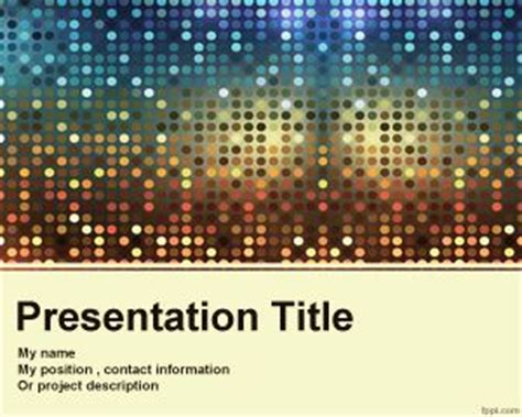 fancy powerpoint template free powerpoint templates