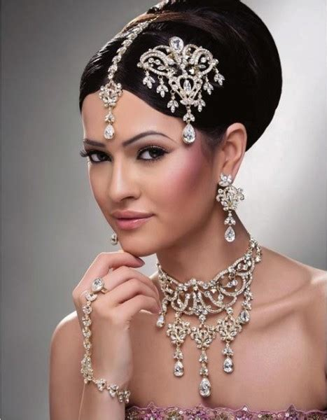 Indian Hairstyles Tips | indian bridal bun hairstyles indian beauty tips
