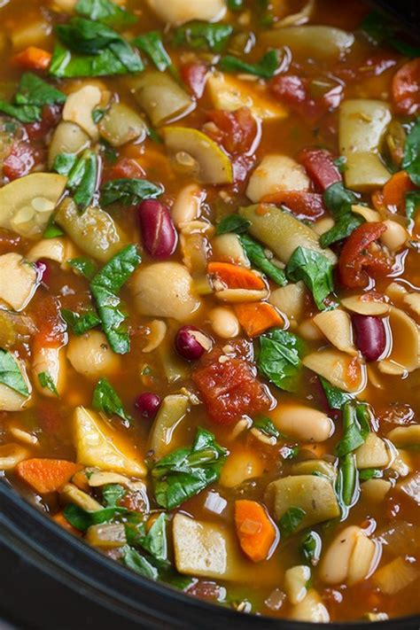 Minestrone Soup Olive Garden by Soup Recipes