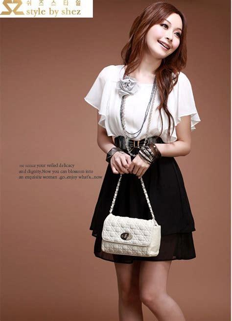 Minni Dress Murah mini dress korea cantik terbaru murah model terbaru