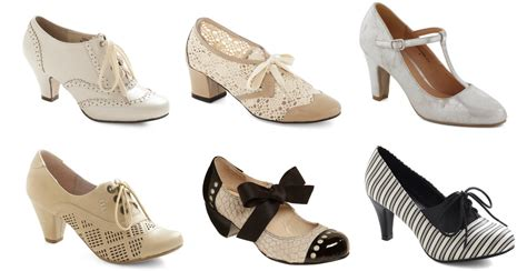 roaring 20s shoe styles gatsby inspired wedding attire and accessories from