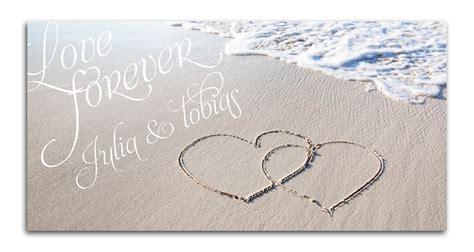 Hochzeitseinladungen Preiswert by Hochzeitskarten Im Maritimen Stil Mit Strand Meer Und