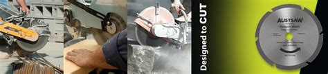 Cutting Sleepers With A Circular Saw by Austsaw Cutting Blades Circular Saw Blade Products