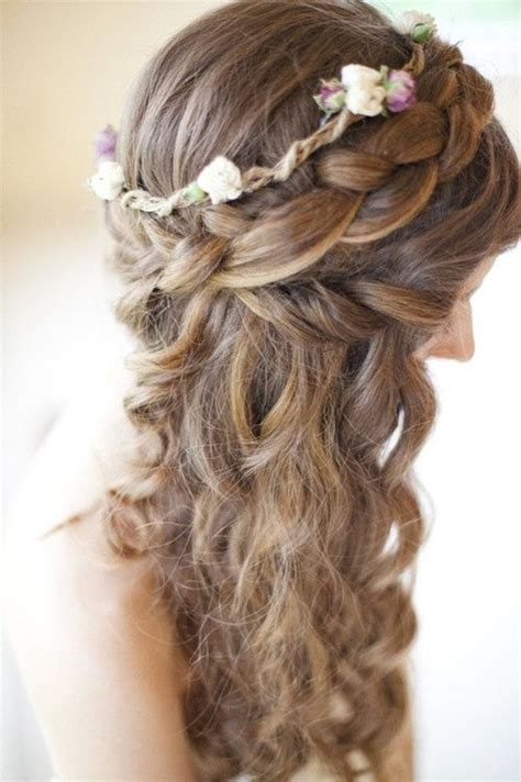 ball hairstyles half up half down curls 98 best images about half up half down updos on