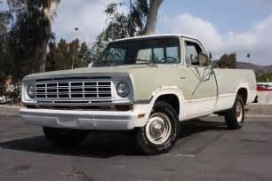 1972 dodge other 1972 dodge d100 truck